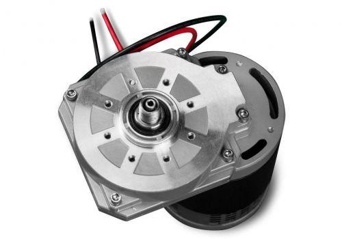 Электродвигатель привода щетки, 24В 450Вт