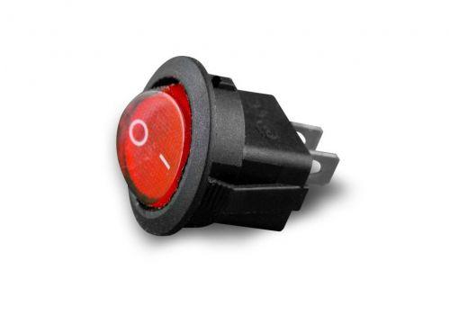 Кнопка щетки (красная)