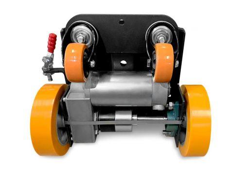 Самоходная   с литиевым аккумулятором поломоечная машина