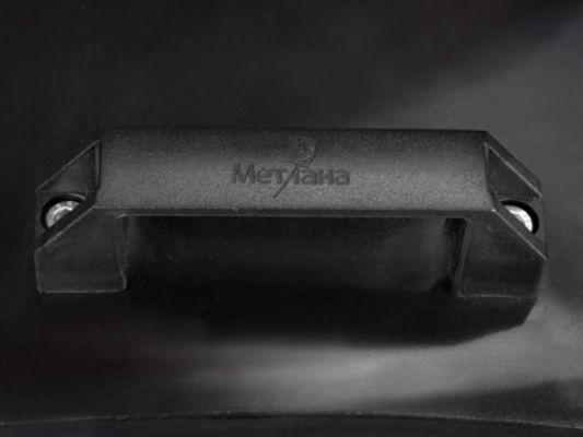 Новая ручка с логотипом для поломоечной машины Метлана М50